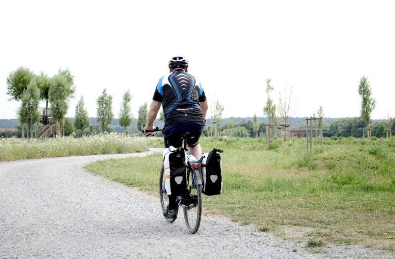 Borse per Cammino di Santiago in bici