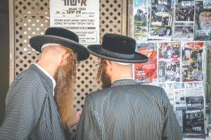 Mea Shearim Gerusalemme - viaggio fai da te Giordania