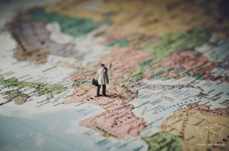 Cartina Mondo Per Viaggi.Come Si Fa Il Giro Del Mondo Ecco Come Organizzare Il Tuo Lungo Viaggio Viaggio Solo Andata