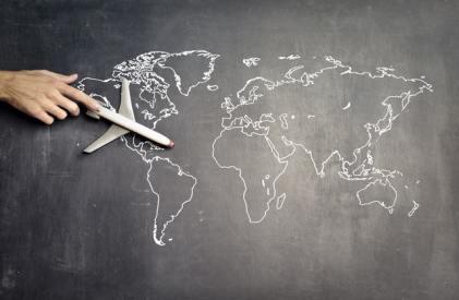 aereo non può volare coronavirus