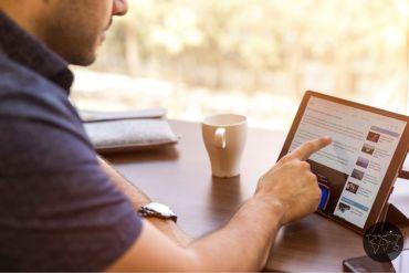 tablet per lavorare da remoto