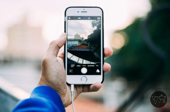 FOTOGRAFARE CON lo smartphone