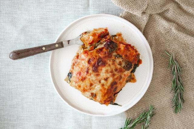 lasagna layering