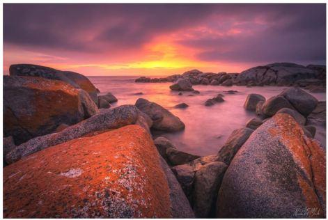 fotoritocco-tramonto-rosa