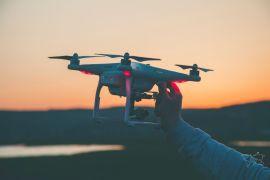 PATENTE DRONE FOTOGRAFICO