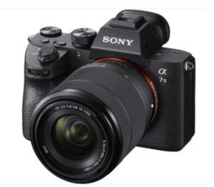 Esempio fotocamera mirrorless