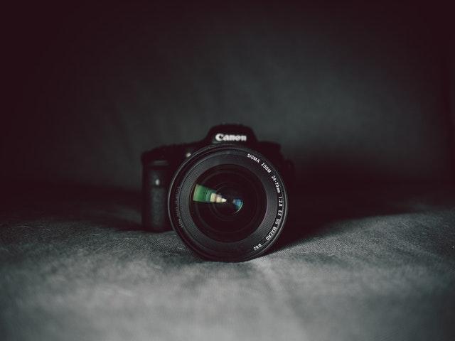 attrezzatura per fare belle foto
