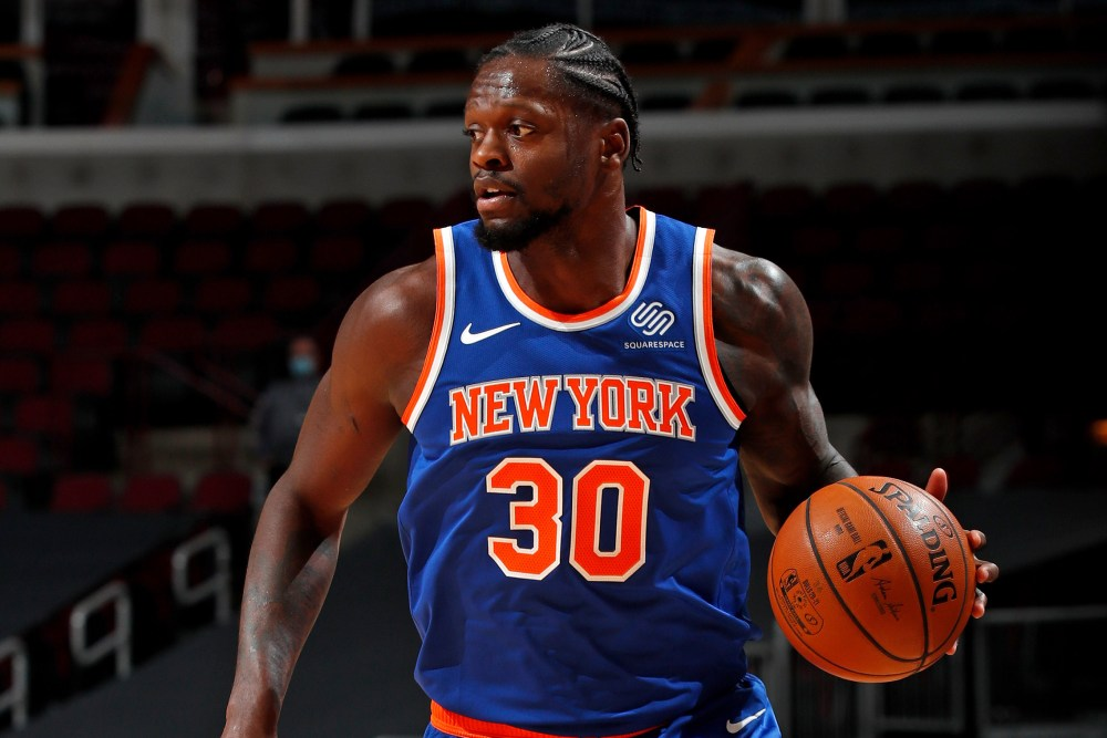 new york knicks back to playoffs