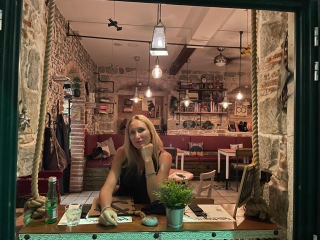 dinner in Split