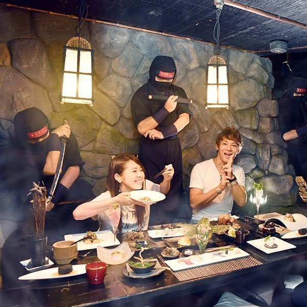 Ninja Restaurant New York City 7 cose da fare di sera a New York