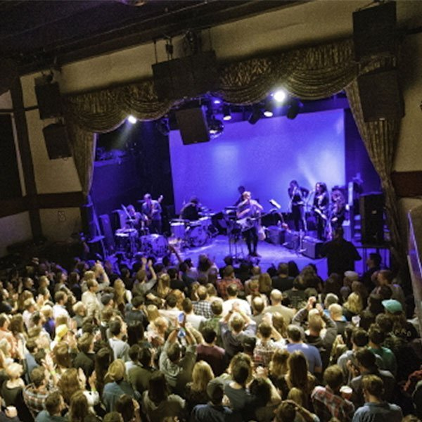 Bowery Ballroom di New York 7 cose da fare di sera a New York