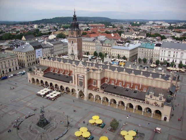 Cracovia città perfetta per un Capodanno in piazza o per le strade