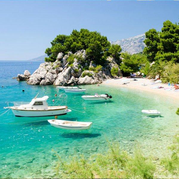 Viaggio di sette giorni in Croazia