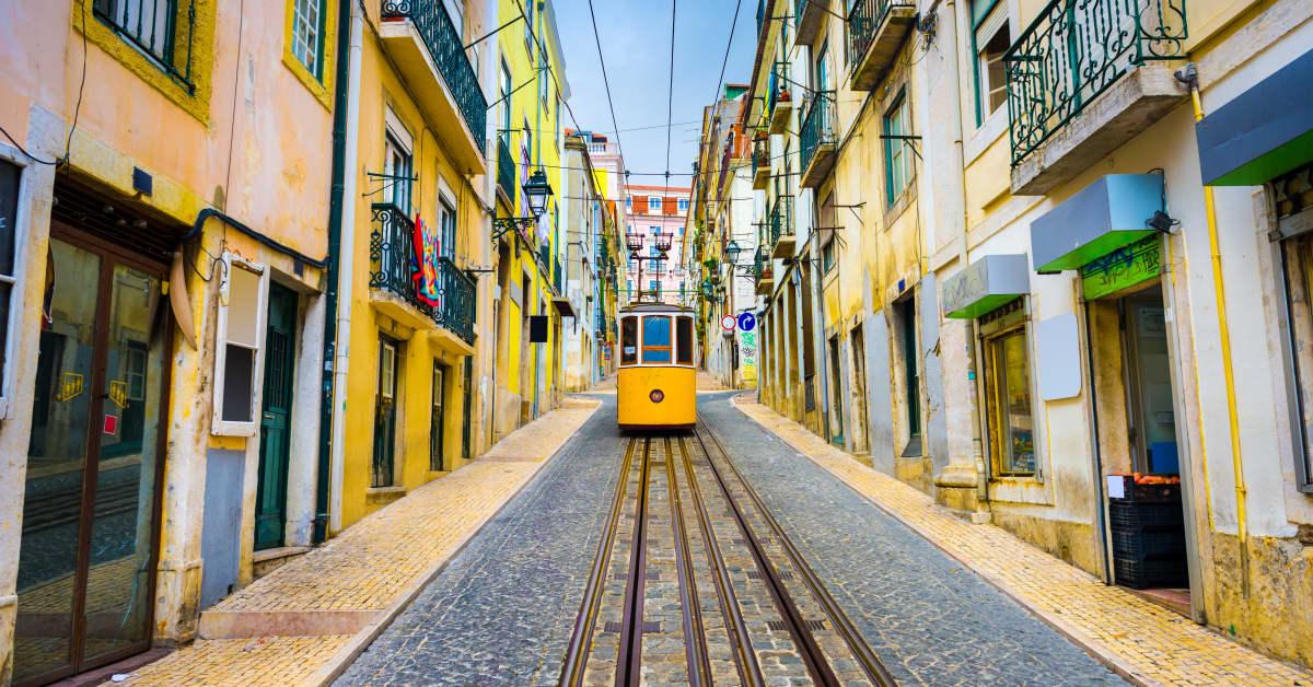 Volo Catania – Lisbona: prezzi e offerte