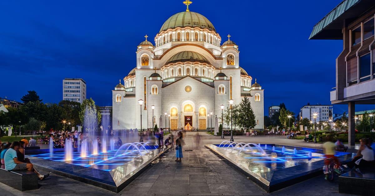 Volo Milano – Belgrado: prezzi e offerte