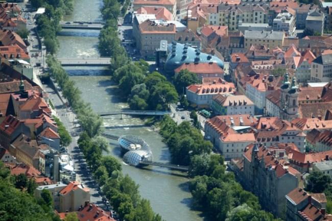 Viaggio in auto nel centro Europa