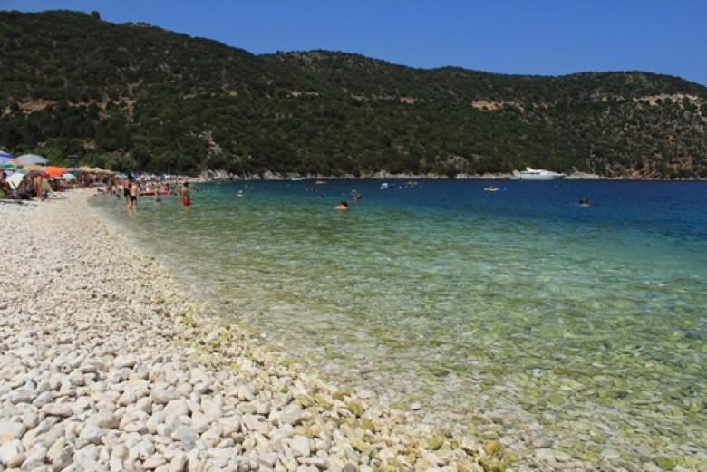 Spiaggia di Antisamos