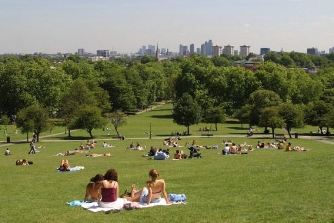 Visitare Londra -primrose hill