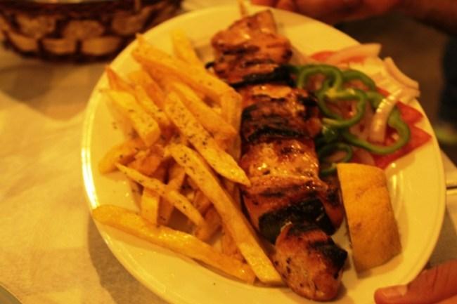 Mangiare in Grecia
