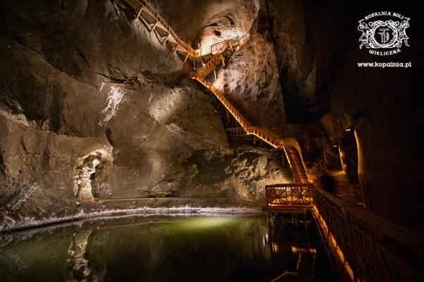 Viaggiin Europa: miniera di sale di Wieliczka