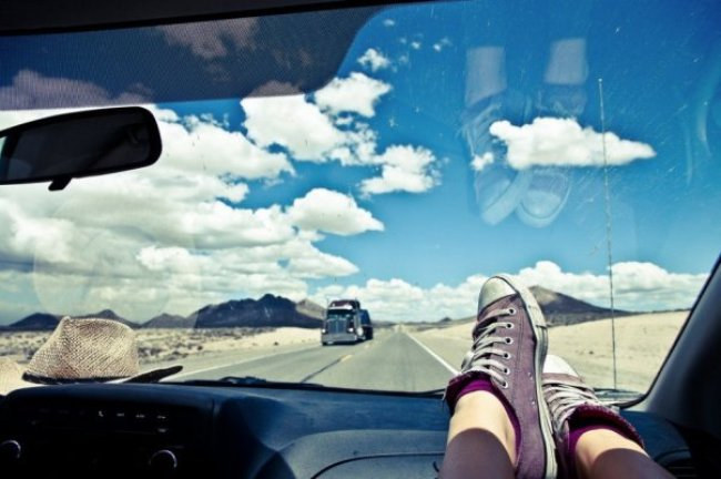 Come organizzare un viaggio on the road