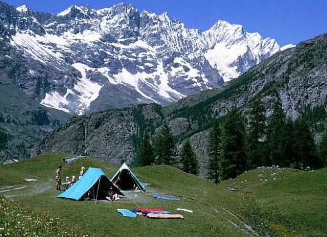 Il campeggio: come e dove