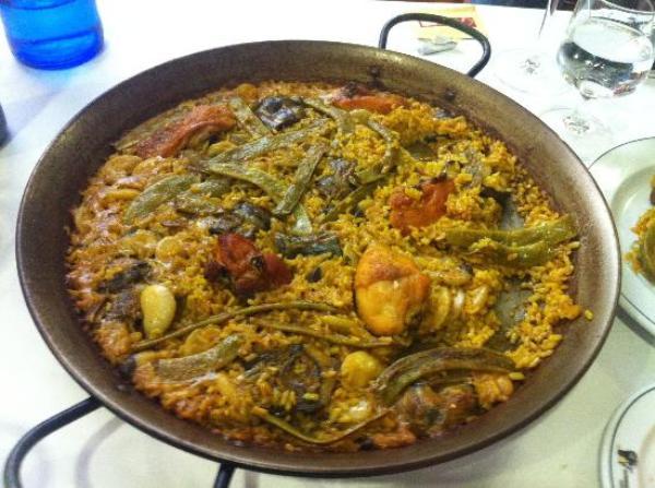 Cosa mangiare a Valencia