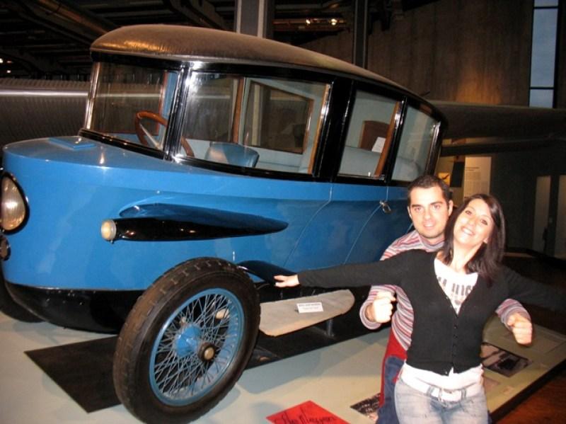 Viaggio a Berlino: il museo della tecnologia di berlino