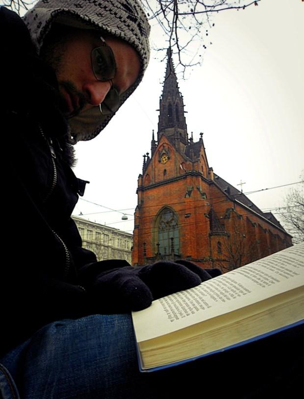pensieri sulle strade della Cecoslovacchia