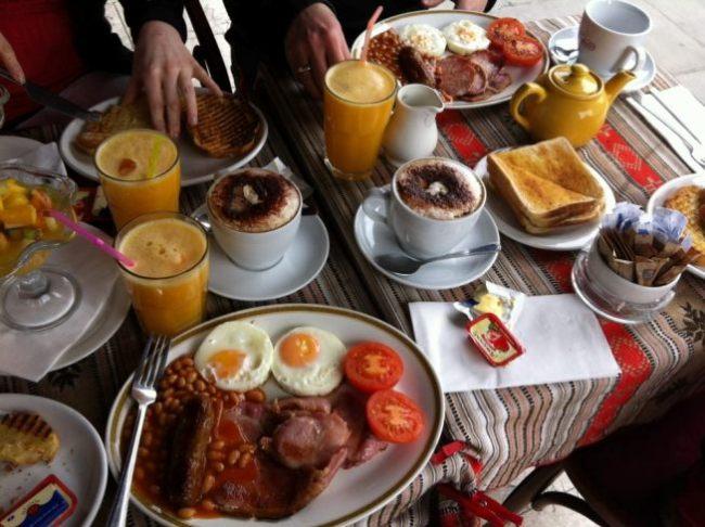 quanto costa mangiare a Londra?
