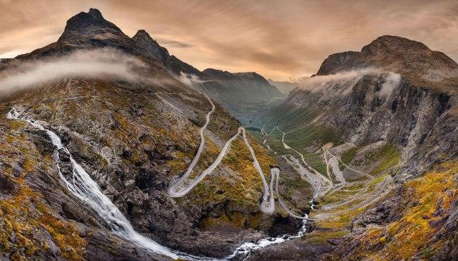 Itinerari in auto in Europa