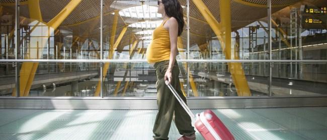 Guida per viaggiare in gravidanza
