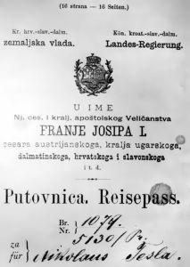 tesla passport