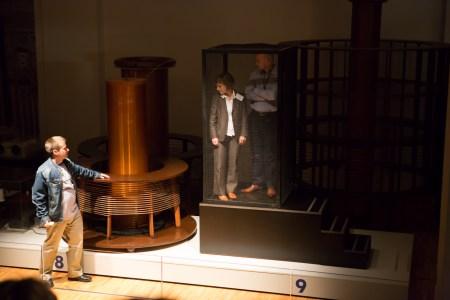 Nikola Tesla life experiment Technical Museum Zagreb Croatia