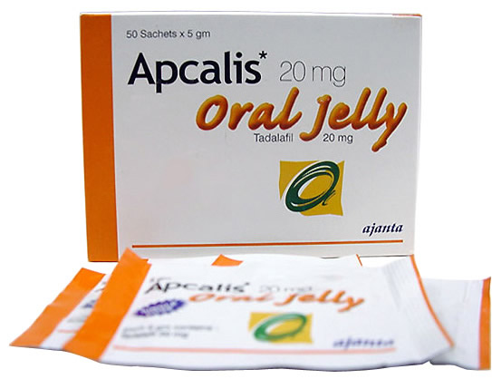Buy Apcalis Oral Jelly 20mg in US at Low Price