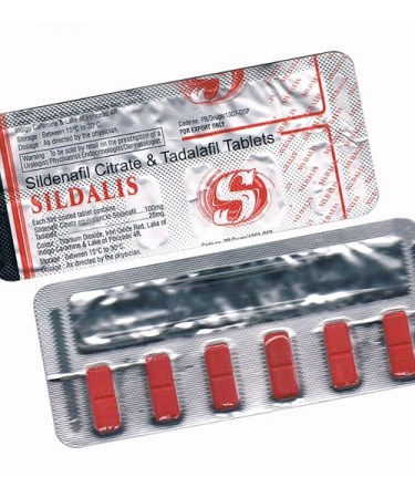 Buy Sildalis 120mg Tablets in US at Low Price - viagrameds