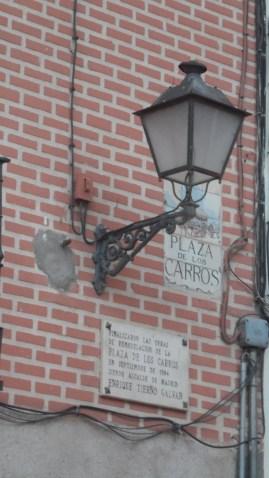 Plaza de los Carros