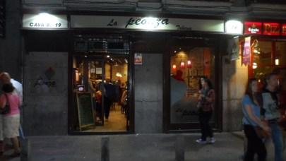 Restaurante La Peonza