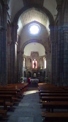 Iglesia de Muros, Galicia- España