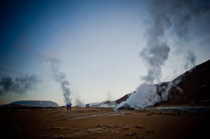 Viaje a Islandia. Namafjall. Sonsoles Lozano.