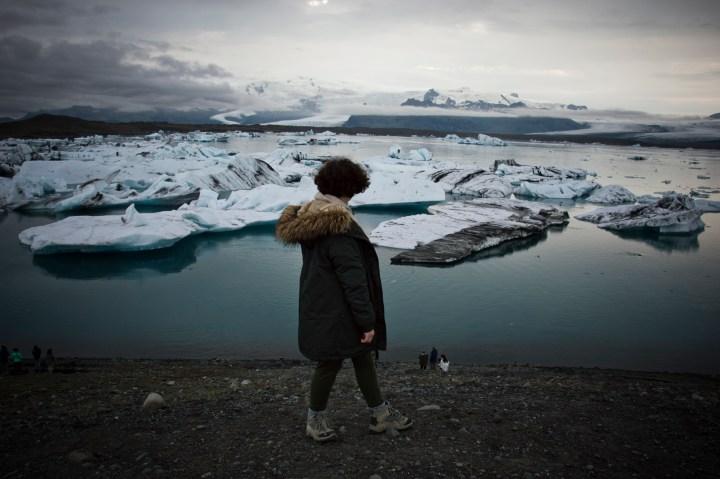 Viaje a Islandia. Jokursalon. Sonsoles Lozano.