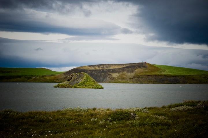 Viajar a Islandia. Lago Myvatn. Sonsoles Lozano