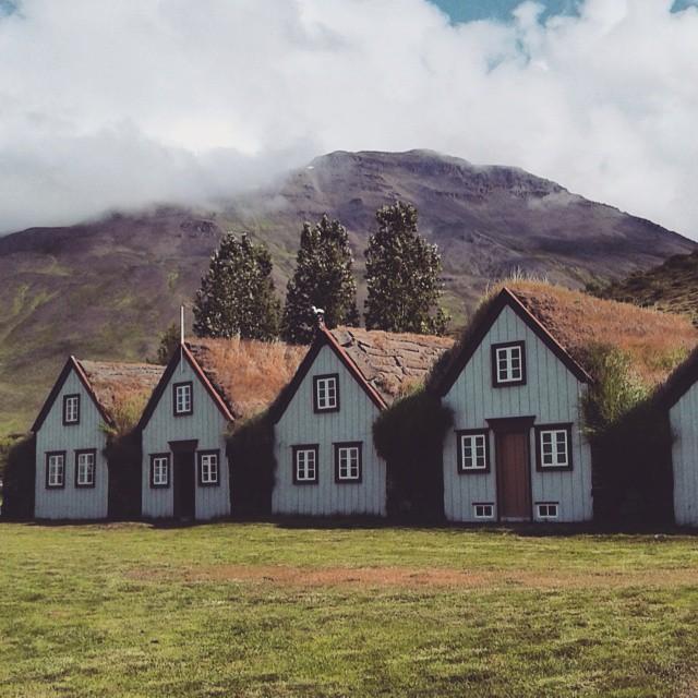 Viajar a Islandia. Laufas. Sonsoles Lozano