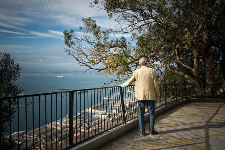 Excursión a Gibraltar. Sonsoles Lozano