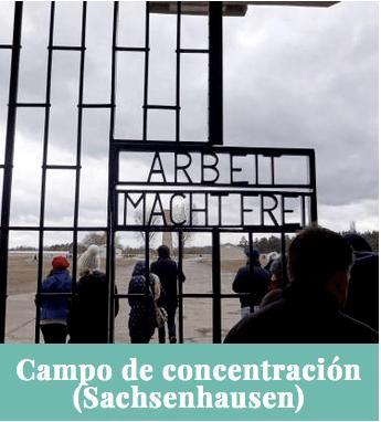 Tour Privado campo concentracion Sachsenhausen