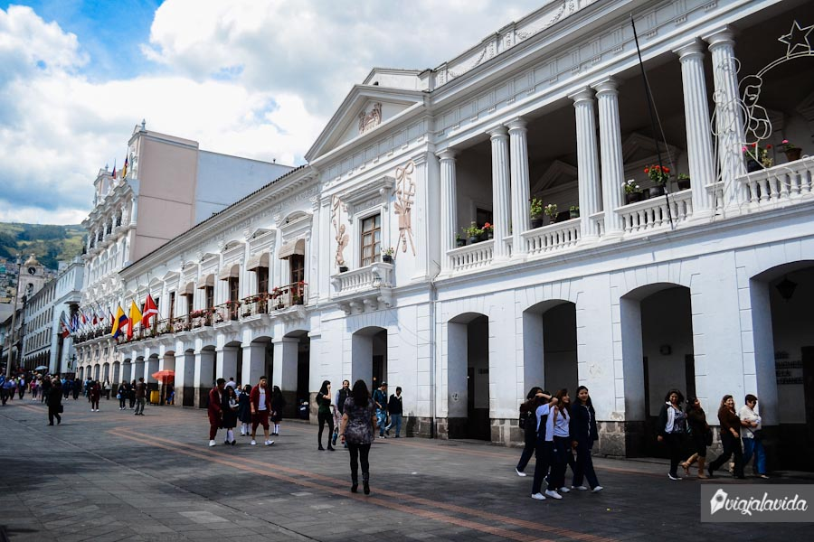 Palacio Arzobispal.