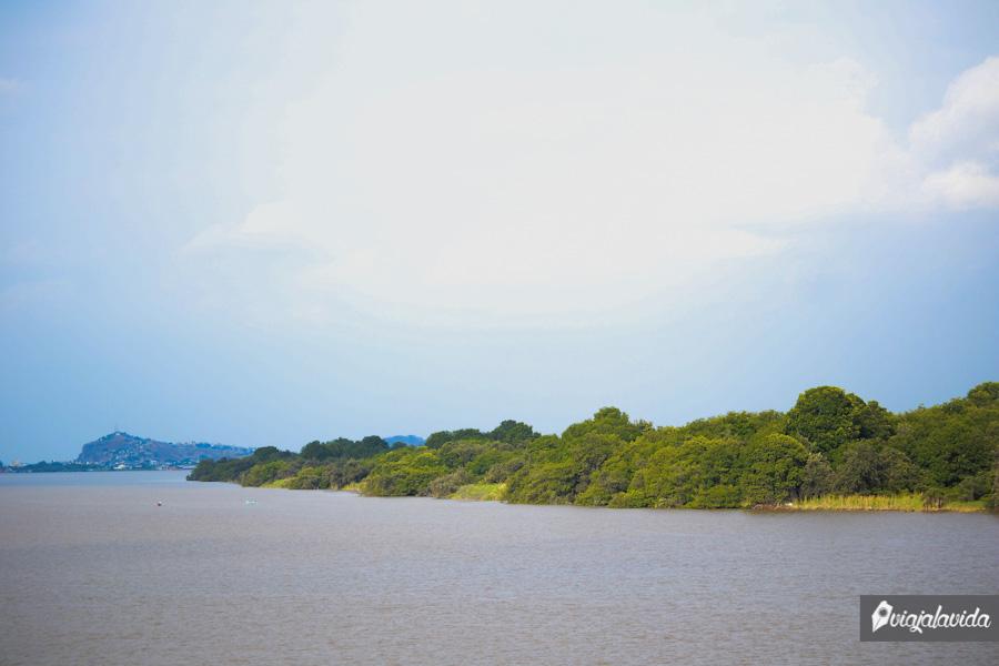 Un pulmón de tierra llamado Isla Santay.