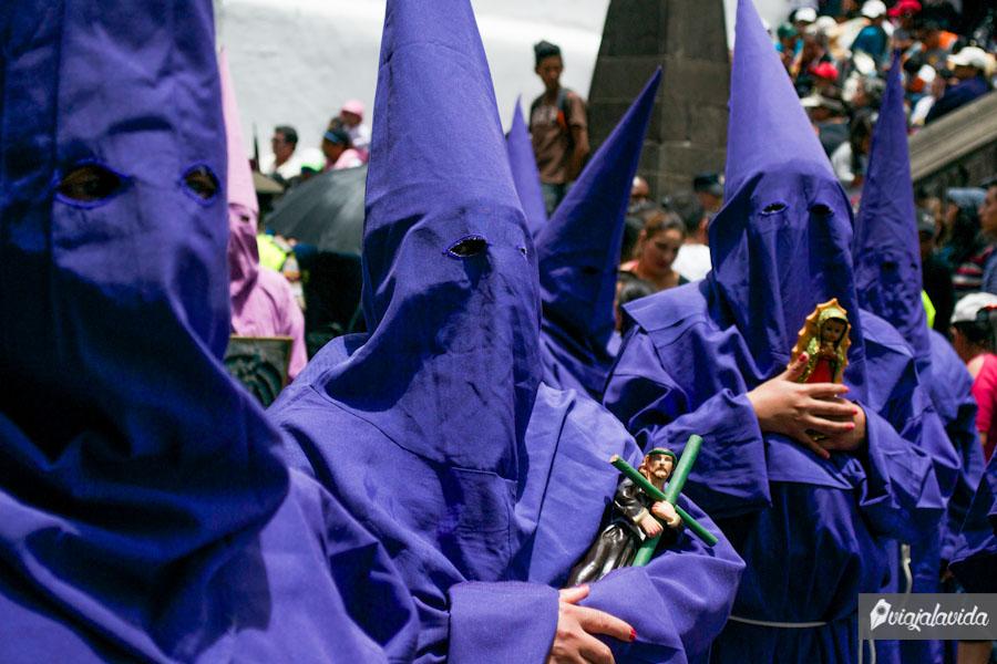 Las festividades de Semana Santa en Quito