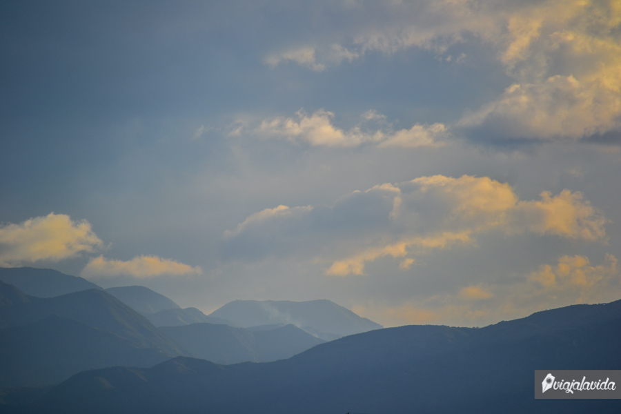 Paisaje montañoso