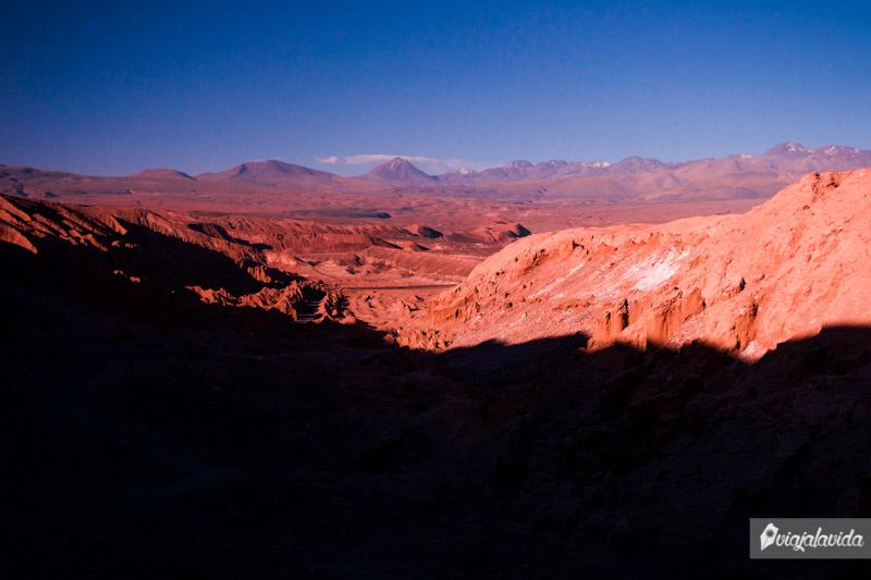 Desierto San Pedro de Atacama.